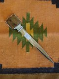Seat Skin ペーパーナイフ&48インチ メジャー