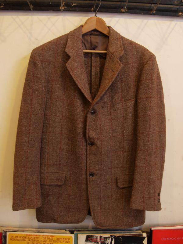 画像1: 60's Browing King Co×Palm Beach×Harris Tweed ツイード ジャケット