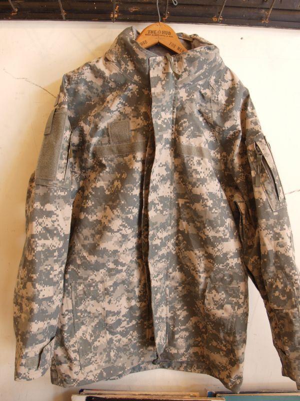 画像1: US ARMY ACU GORTEX FREE EWOL PARKA ゴアテックス パーカー