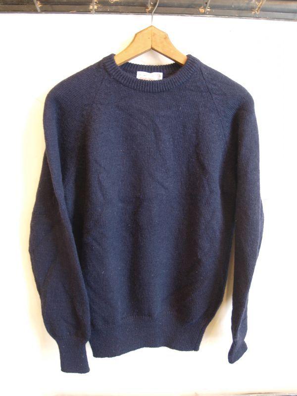 画像1:  アイルランド製  Tailteannl クルーネック セーター