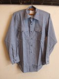 USN UTILITY CHAMBRAY SHIRTS SWEET ORR&Co