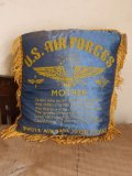 40's-50's US AIR FORCE Souvenir Pillows