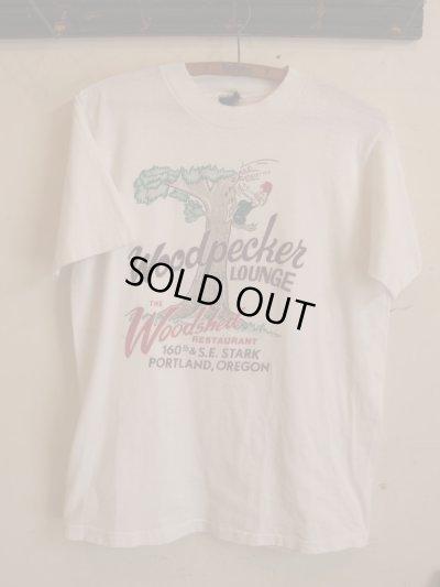 画像1: 80's Wood Pecker  Teeシャツ