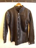 60's〜 HANDMADE LEATHER SHIRTS