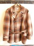 50's HERCULES Wool  Coat