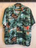 50's HOWE STREET SHIRT ハワイアン シャツ